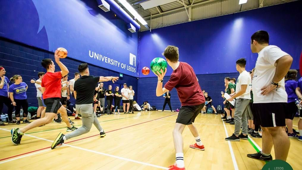 University of Sheffield to host 2019 Frank Morton Sports Day