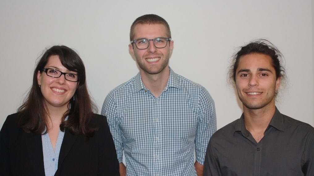 Massey University chemical engineer wins New Zealand postgraduate competition