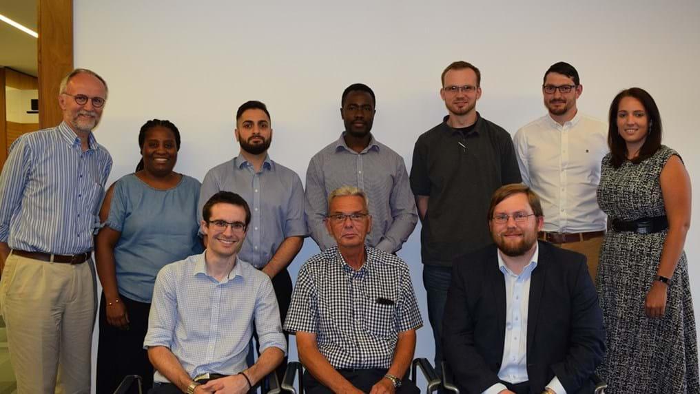 Member engagement plans revealed for reformed IChemE Midlands Member Group