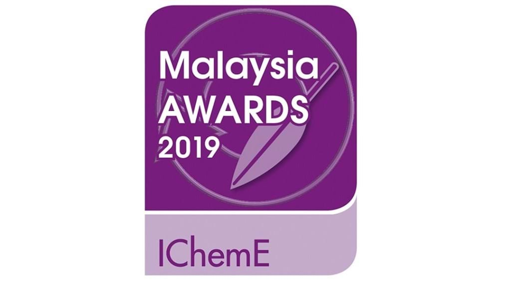 Finalists announced for the IChemE Malaysia Awards 2019