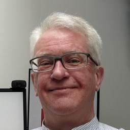 Keith Hanson, FIChemE