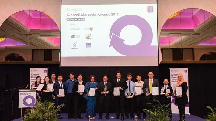 PETRONAS triumphs at IChemE Malaysia Awards 2019