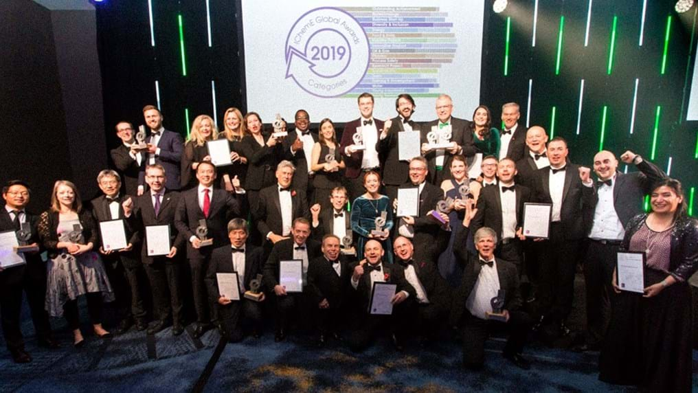 Novel technology addressing climate change concerns wins big at IChemE Global Awards
