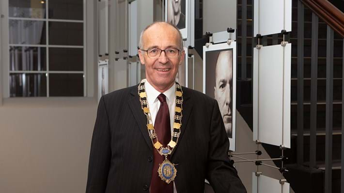 New IChemE President focusses on systems thinking and the big picture for process safety