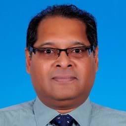 Dr Ragunath Bharath