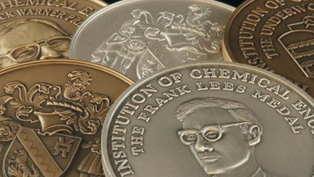 IChemE medals awarded to chemical engineers for their outstanding contributions to the profession