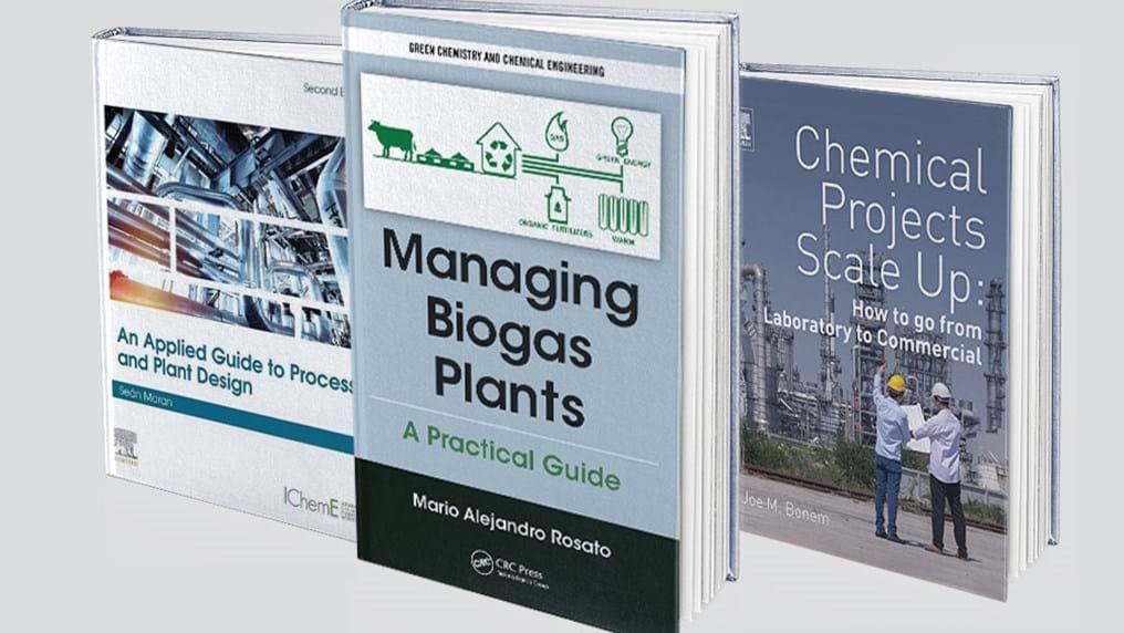 New technical textbooks available on Knovel app