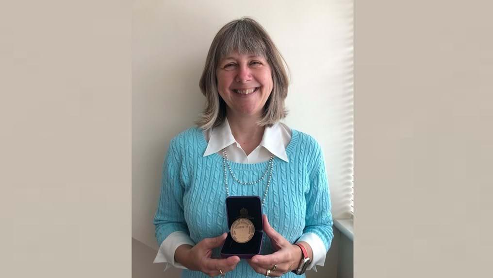 Leading process engineer awarded IChemE medal