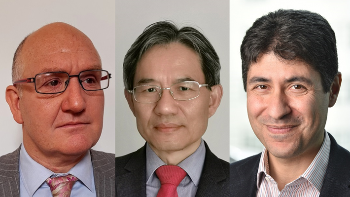 IChemE Fellows elected to the Royal Academy of Engineering