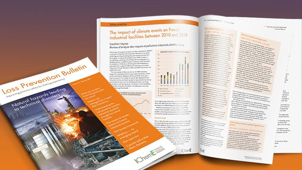 Special Loss Prevention Bulletin issue to mark Fukushima and natural disaster events
