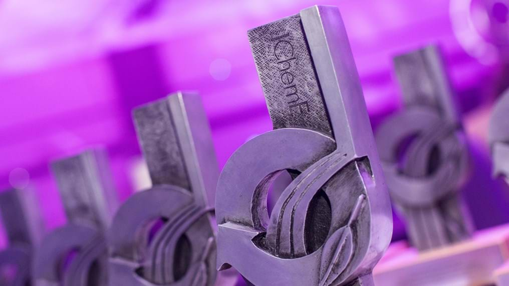 Diversity and Pharma to have their own categories at the IChemE Global Awards 2018