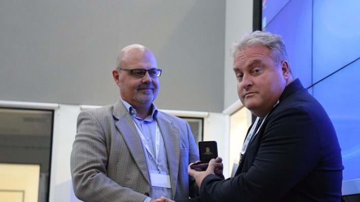 University of Aston professor awarded IChemE medal