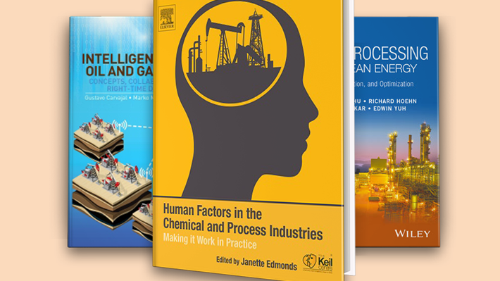 New digitalisation, major hazards and clean energy books available on Knovel