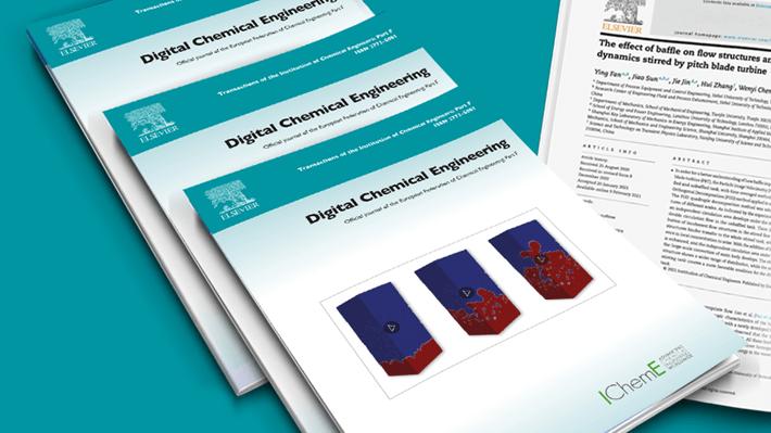 IChemE launches new Digitalisation journal
