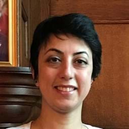 Maryam Gharebaghi