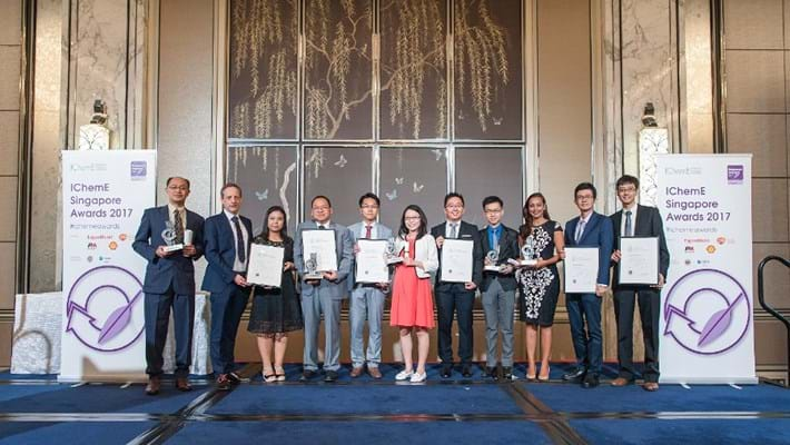 Singapore Awards 2017