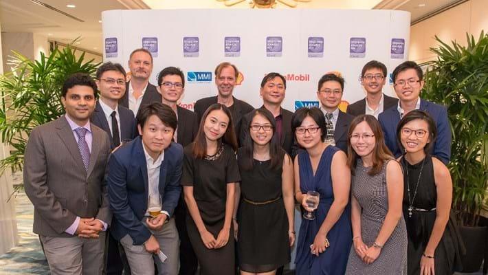 Singapore Awards 2016