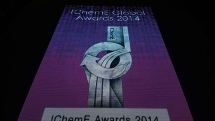 IChemE Awards 2014