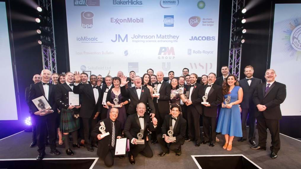 Technology that converts household waste into green gas to heat UK homes wins big at IChemE Awards