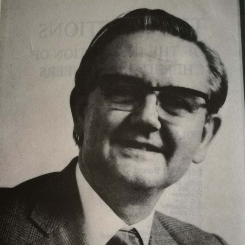 Norman Laurence Franklin CBE: 1979—1980