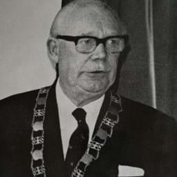 Herbert Ashton: 1972—1973