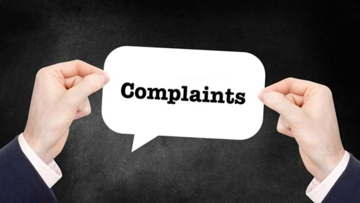 Complaints procedure
