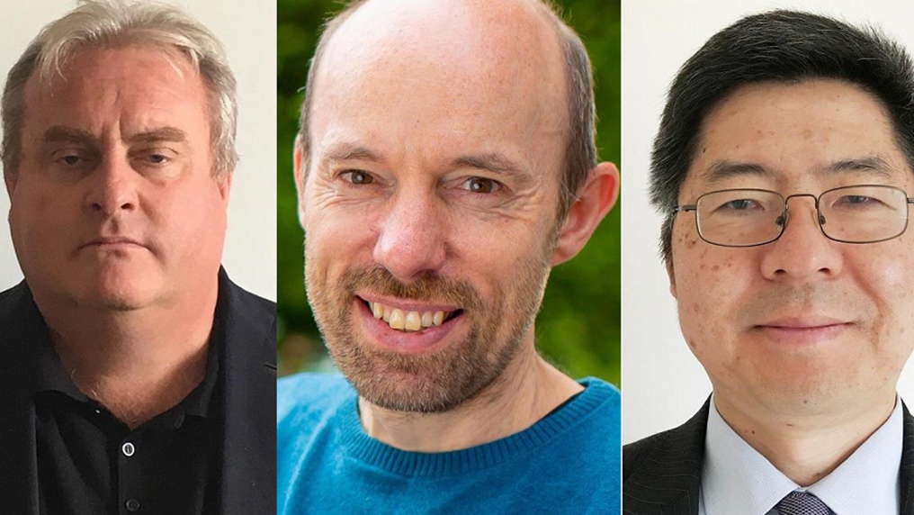 Chemical engineering professors recognised with Royal Academy fellowship