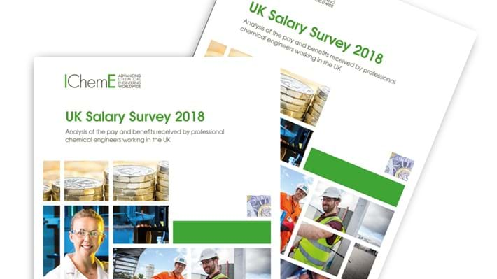 New report reveals latest chemical engineering salary trends