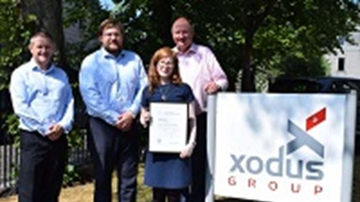 IChemE award for energy consultancy Xodus Group
