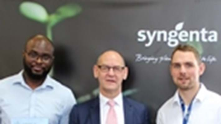 Syngenta recognised as IChemE Silver Corporate Partner for growing talent