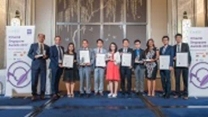 National University of Singapore and Shell come out on top at Singapore chemical engineering awards