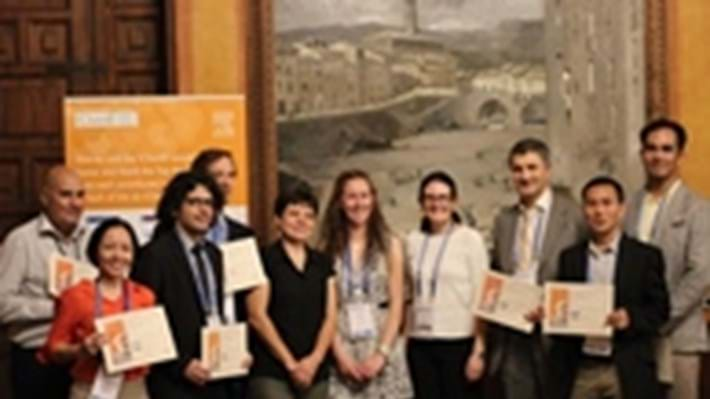 Top reviewers of IChemE Journals recognised at World Congress