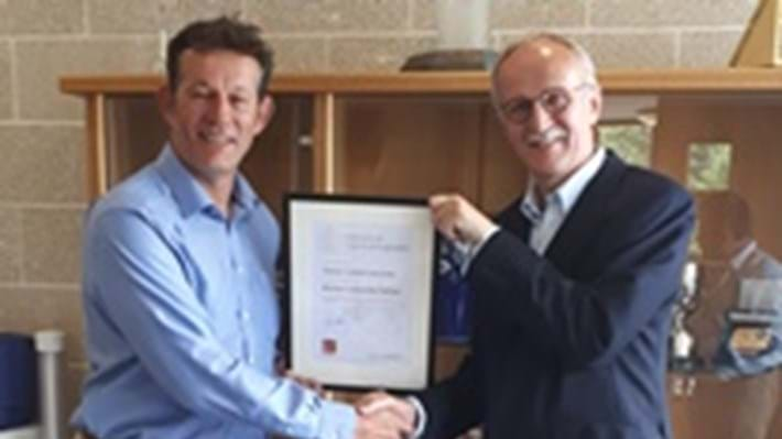 Tarmac cements commitment to chemical engineering excellence