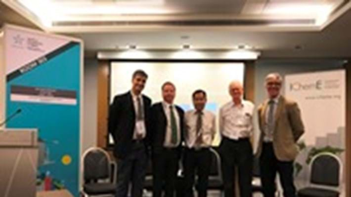 Chemical engineers discuss Singapore climate change targets at World Engineers Summit