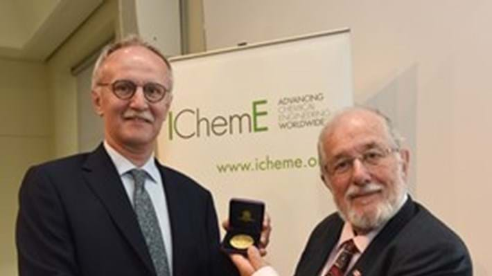 Leading thinker Roland Clift awarded highest honour for championing sustainability