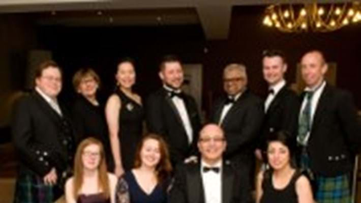 Chemical engineers in Aberdeen recognised for outstanding contributions