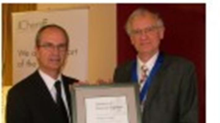 Tanguy awarded Honorary Fellowship