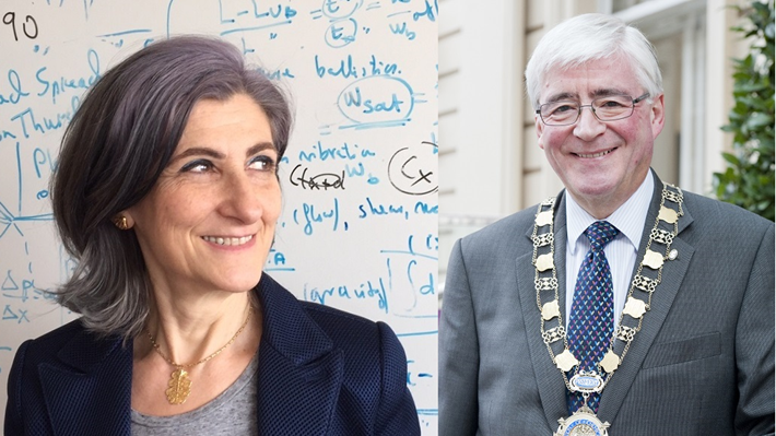 Chemical engineering professors awarded New Year's Honours