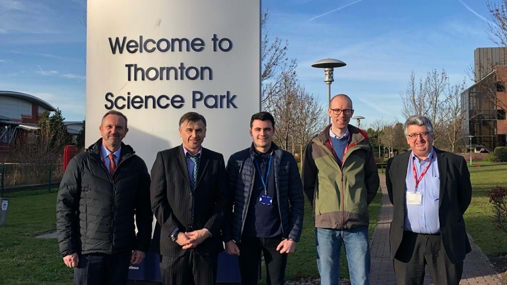 IChemE partners with University of Chester and employers to offer UK's first chemical engineering degree apprenticeships